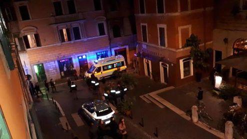 Cuatro heridos graves, dos de ellos aficionados del Sevilla, en una pelea entre hinchas