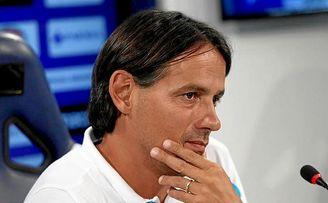 La Lazio, con 10 bajas