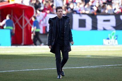 """Simeone: """"Griezmann es extraordinario"""""""