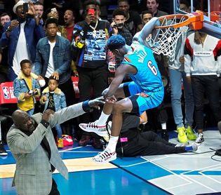 """Diallo hace vuelos espectaculares y es el nuevo """"rey"""" de los Mates en la NBA"""