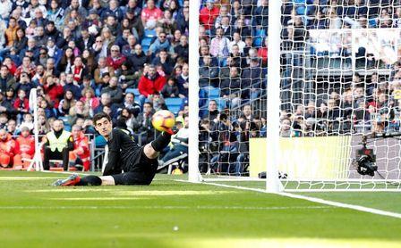 El Real Madrid firma su peor Liga en una década