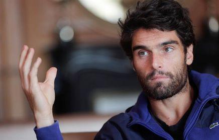 Andújar desiste del Abierto de Río por lesión y Berlocq lo sustituye