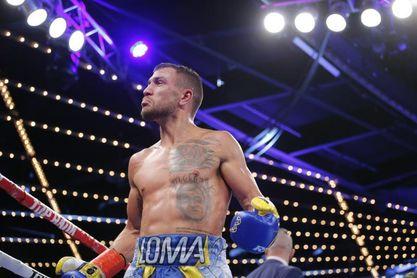 Lomachenko se enfrentará a Crolla en la defensa de sus cetros AMB y OMB