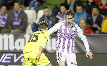 Tras superar sus molestias, Hervías apunta a titular ante el Betis.