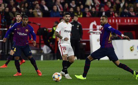 Así será el Sevilla-Barcelona