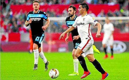 Horarios de la eliminatoria de Europa League entre el Sevilla y el Slavia de Praga