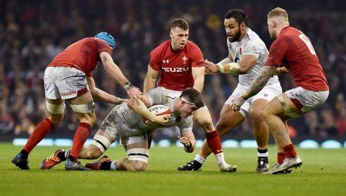 Gales remonta ante Inglaterra y da un paso de gigante hacia el título