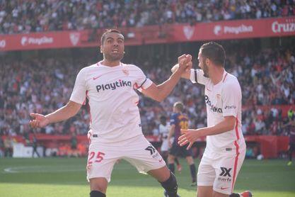 Final: Sevilla 2-4 Barcelona