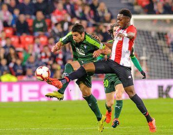 1-0. Un gol de Raúl García prolonga la escalada del Athletic