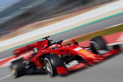 Ferrari llega al último test como el equipo a batir