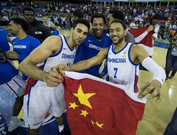 63-71 R.Dominicana cae ante Brasil, pero logra pase al Mundial de China