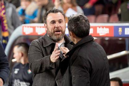 Sergio González pide tranquilidad y centra sus esfuerzos en ganar al Espanyol
