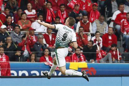 Santos tiene medio boleto a la semifinales de la Concachampions