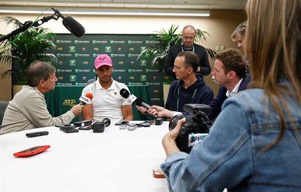 """Nadal: """"A pesar de los problemas del último año y medio he sido competitivo"""""""