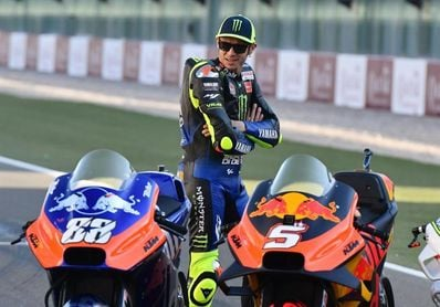 Rossi, Dovizioso, Rins y Viñales ven gran potencial en el dúo Márquez/Lorenzo