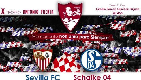 Las entradas para el X Torneo Antonio Puerta, a la venta.