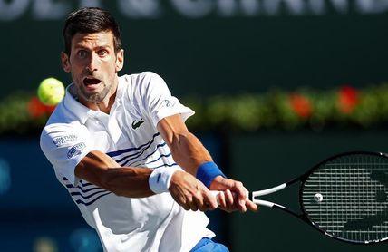 Philipp Kohlschreiber sorprende y tumba a Novak Djokovic en Indian Wells