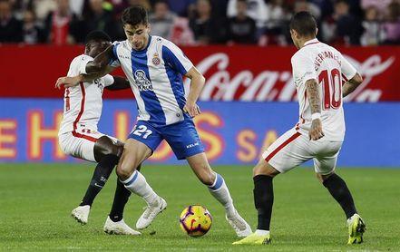 Los cinco motivos para no perderse el Espanyol-Sevilla