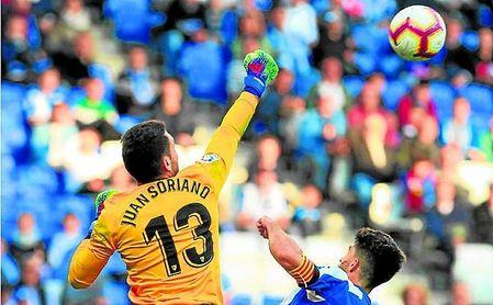 Juan Soriano dejó la portería sevillista a cero en el RCDE Stadium, frente al Espanyol.