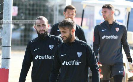 El Sevilla ha anunciado la lista de convocados para el Trofeo Antonio Puerta