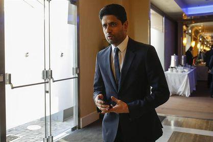 El presidente del PSG, ante el juez en Francia por sospechas de corrupción