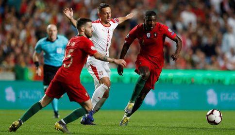 Carvalho juega los 90 minutos con Portugal; Silva, media hora