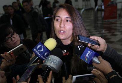 Mexicana Ibañez sale bien de una cirugía de hombro, pero no irá a Lima 2019