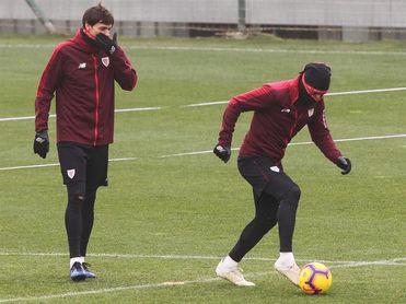 El regreso de Aduriz, la única incógnita de un Athletic que recupera a Capa