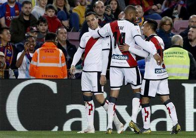 Raúl de Tomás, la esperanza goleadora del nuevo Rayo de Paco Jémez