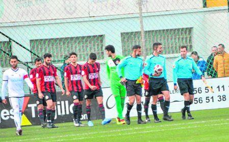 Ceuta y Gerena saltan al Alfonso Murube en el duelo que les enfrentó el pasado domingo.