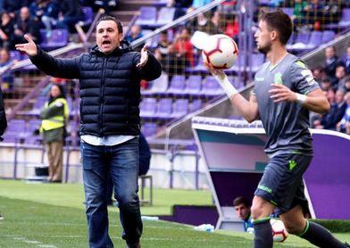 González calcula que necesitarán un mínimo de tres victorias para salvarse