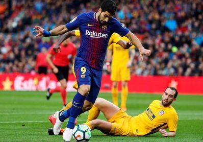 Godín y el último desafío del héroe del Camp Nou