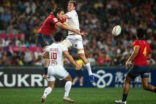 Severa derrota contra Estados Unidos en el debut de España en Hong Kong