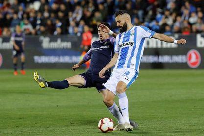 1-0. Carrillo impulsa al Leganés hacia la salvación en el último aliento