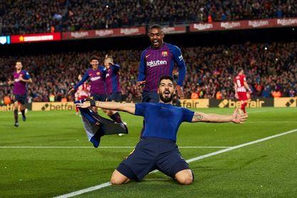 2-0. El Barça acaricia el campeonato