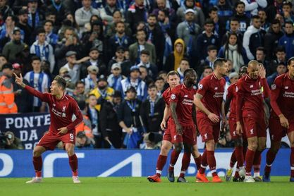 2-0. El Liverpool golpea primero