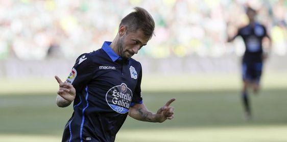 El argentino Cartabia, con lesión en pectíneo, duda ante Osasuna