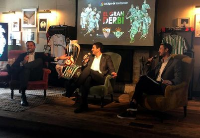 'Lainez tiene las mismas opciones que tenía antes': técnico del Betis