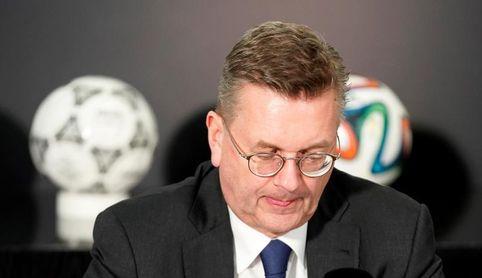 Dimite el vicepresidente de la UEFA tras un escándalo por pagos indebidos