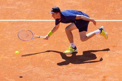 Carballés-Coppejans e Ymer-Griekspoor, semifinales del Challenger de Murcia