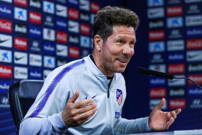 """Simeone: """"Más que nunca estoy con Diego Costa"""""""