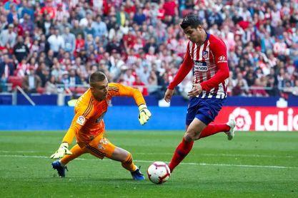 2-0. Oblak para, Griezmann marca, el Atlético gana