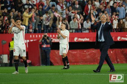 Caparrós devuelve al Sevilla a puestos Champions