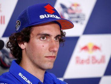 Alex Rins logra su primera victoria en MotoGP