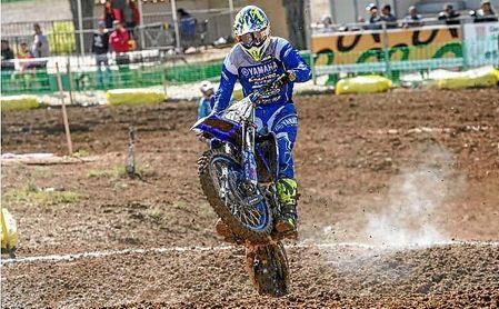 Pista de Bellpuig, celebración del Campeonato de España de Motocross.