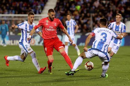 Benzema, cuatro partidos seguidos marcando y autor de los cinco últimos goles
