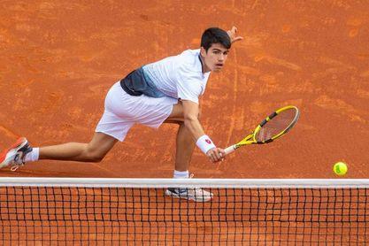 Carlos Alcaraz sube 96 puestos y es el único jugador de 15 años en la ATP