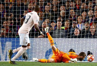 3-0. Messi conduce al Barça a semifinales en cuatro minutos