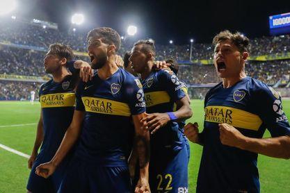 Boca Juniors vence a Estudiantes de Rio Cuarto y avanza en Copa Argentina