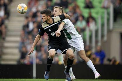 Huntelaar redondea la semana mágica del Ajax